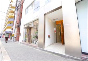 >Dojima美的空間への道順